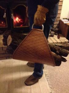 Firewood sling