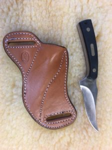 side draw knife sheath