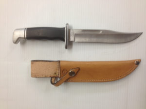 hunting knife sheath