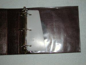 scrap book binder