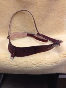 custom made horse breast collar