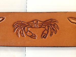 leather dunguness crab