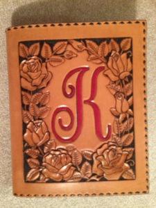 3-ring binder notebook