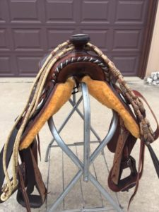 saddle restoration