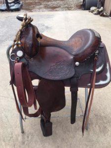restore saddle