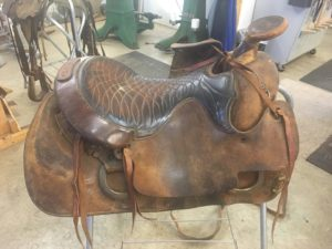 saddle reconditioning